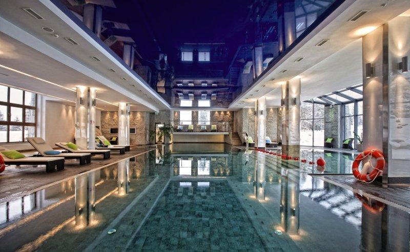 Grand Hotel Nosalowy Dwor Pool