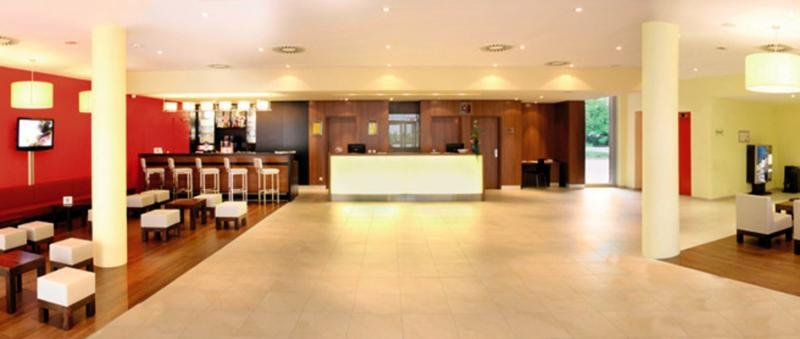 Star Inn Budapest Centrum by Comfort Lounge/Empfang