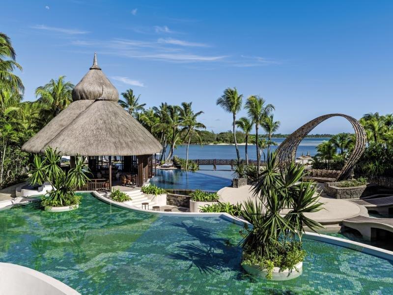 Shangri-La Le Touessrok Resort & Spa Pool