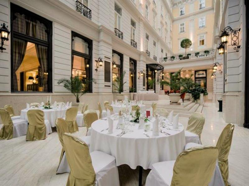 Corinthia Budapest Restaurant