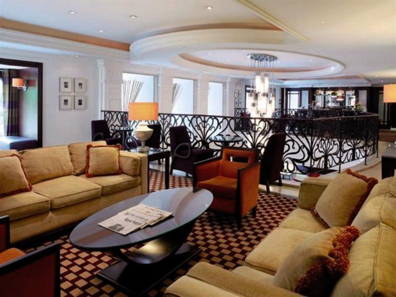 Corinthia Budapest Lounge/Empfang