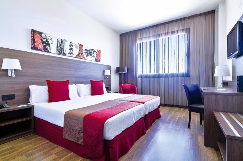 Hotel 4 Barcelona Wohnbeispiel