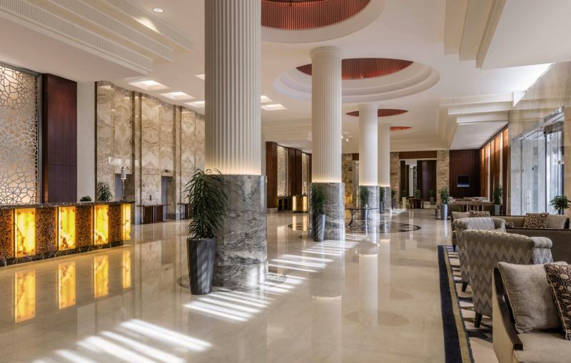 Sheraton Oman Lounge/Empfang