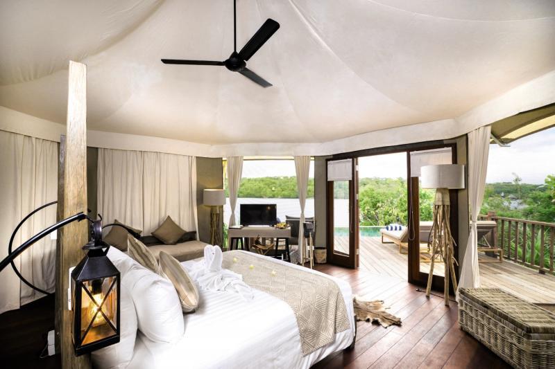 Menjangan Dynasty Resort, Beach Camp & Dive Centre Wohnbeispiel