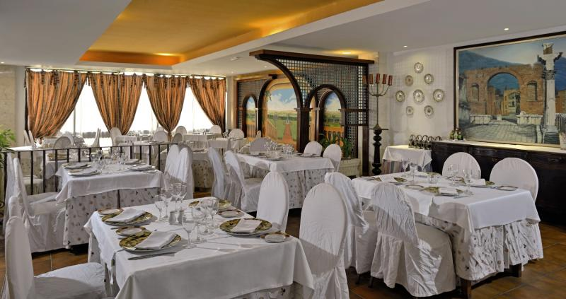 Sol Palmeras Hotel & Bungalows Restaurant