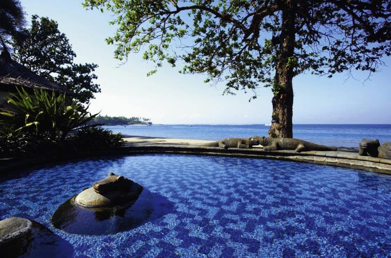 Sheraton Senggigi Beach Resort Pool