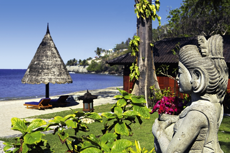 Sheraton Senggigi Beach Resort Strand
