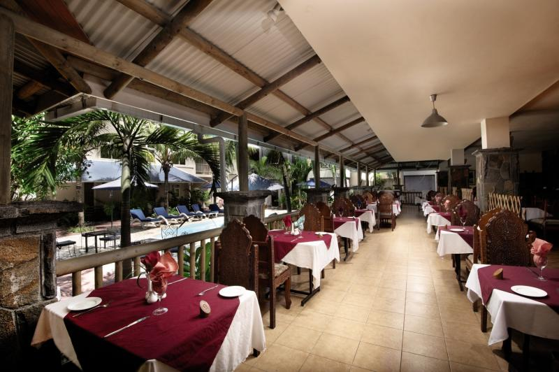 Le Palmiste Resort & Spa Restaurant