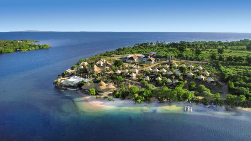 Menjangan Dynasty Resort, Beach Camp & Dive Centre Landschaft