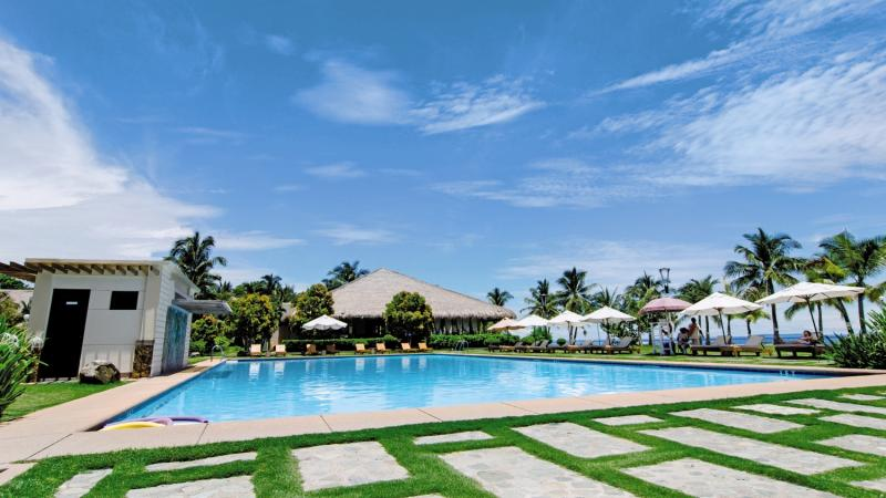 Bohol Beach Club Pool