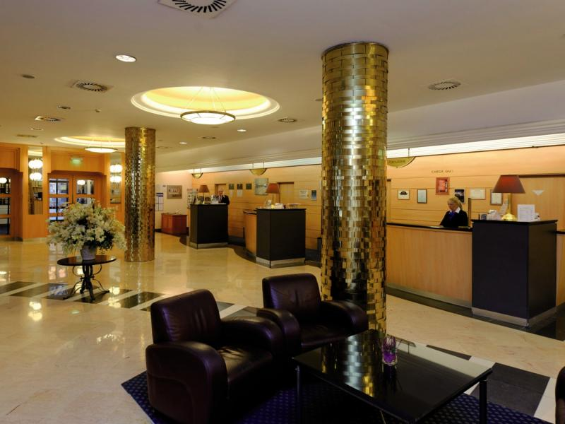 Radisson Blu Beke Lounge/Empfang