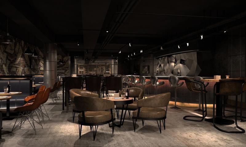 Sheraton Oman Bar