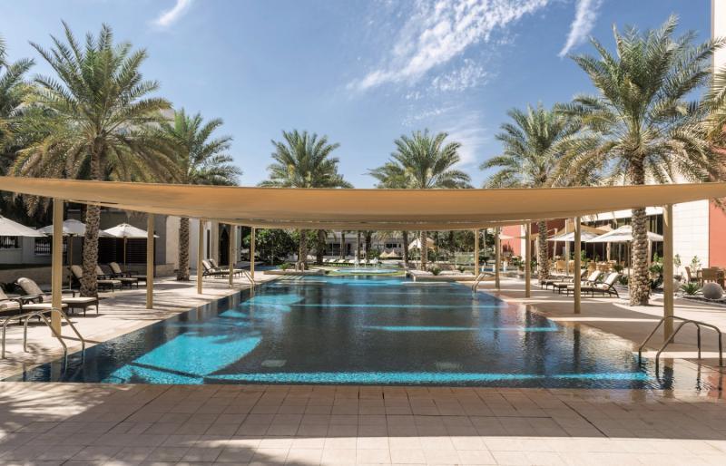 Sheraton Oman Pool