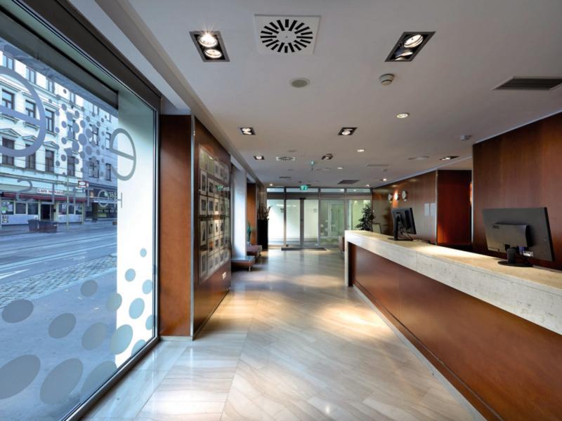 EXE Vienna Lounge/Empfang