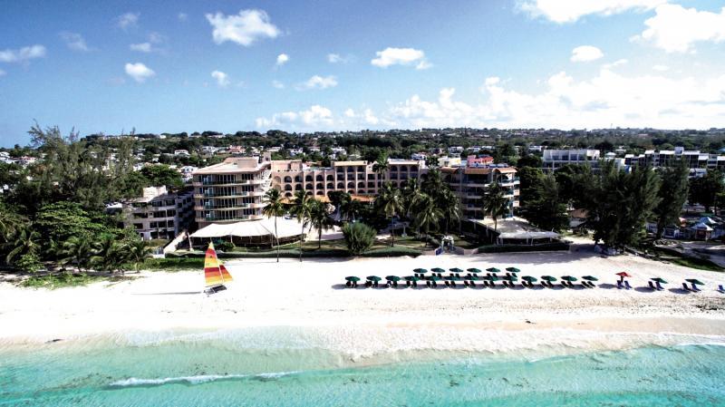 Accra Beach Hotel & Spa Strand