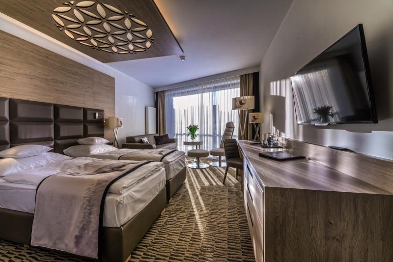 Grand Hotel Nosalowy Dwor Wohnbeispiel