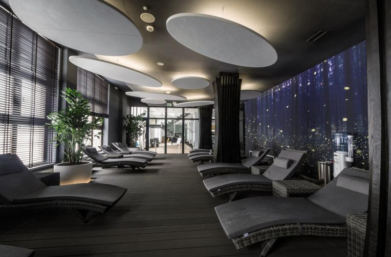 Grand Hotel Nosalowy Dwor Lounge/Empfang