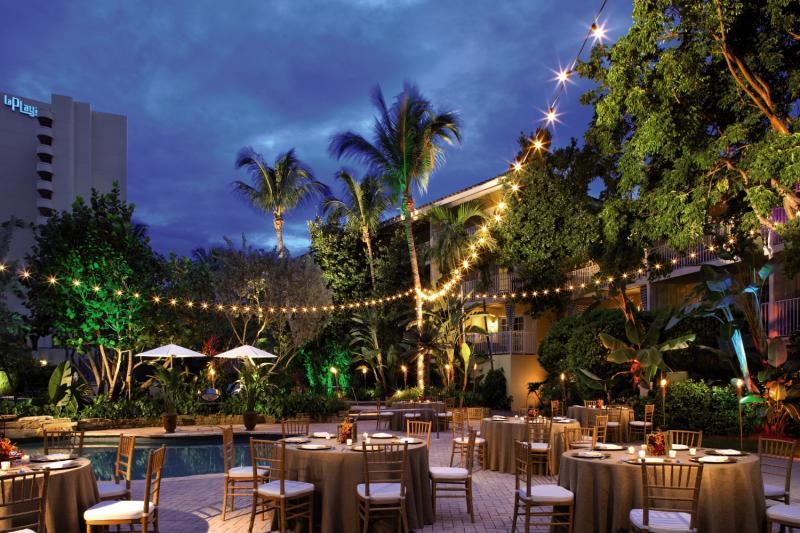 La Playa Beach & Golf Resort Restaurant