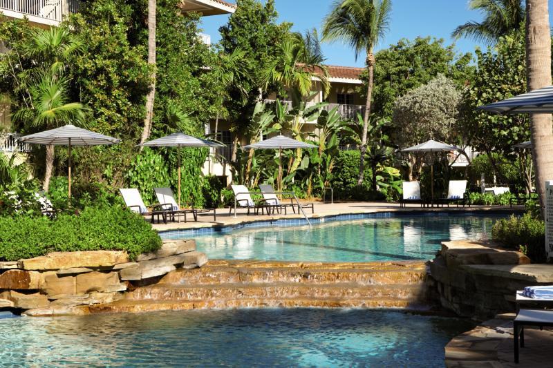 La Playa Beach & Golf Resort Pool