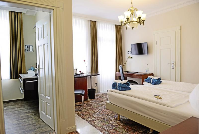 meergut HOTELS  Wohnbeispiel