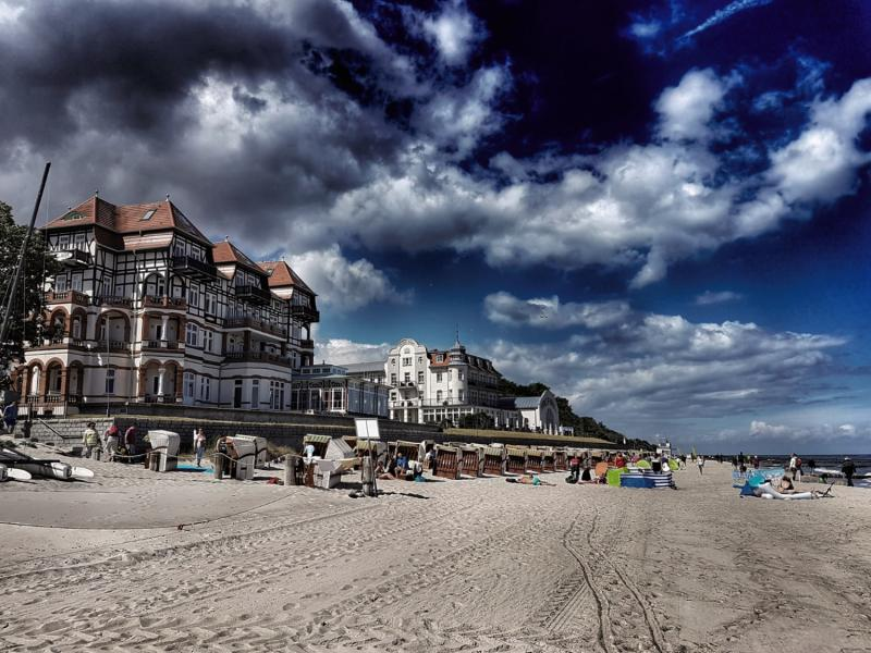 meergut HOTELS  Strand