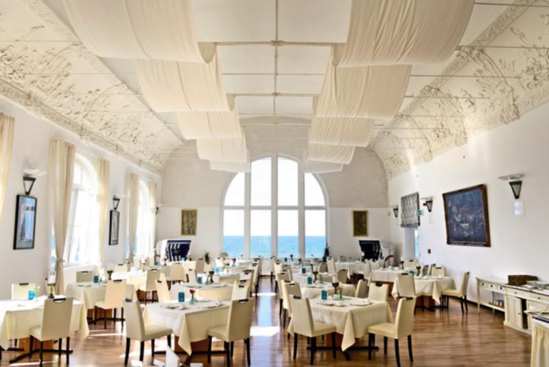 meergut HOTELS  Restaurant