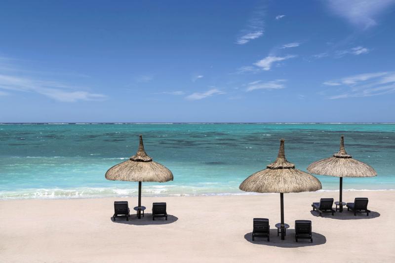 Shangri-La Le Touessrok Resort & Spa Strand