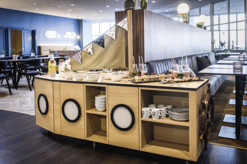 Vienna House Amber Baltic Miedzyzdroje  Restaurant