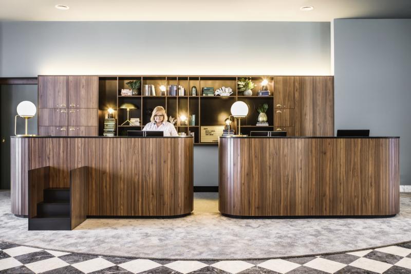 Vienna House Amber Baltic Miedzyzdroje  Lounge/Empfang