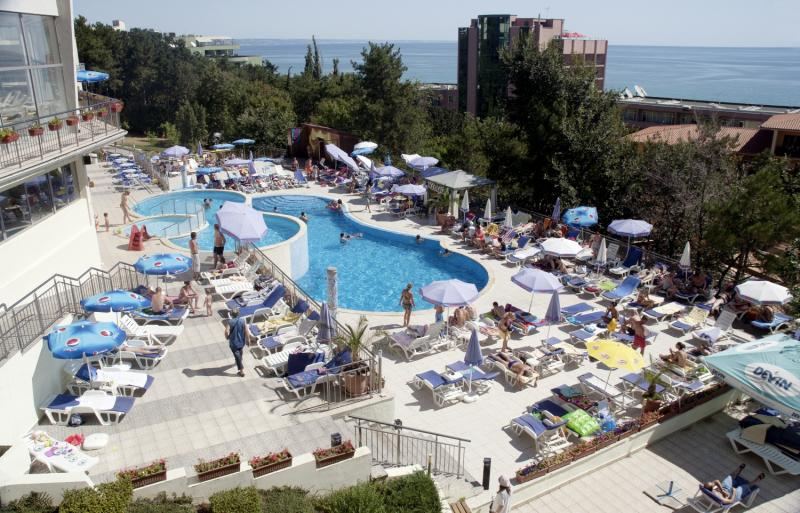 Park Hotel Golden Beach Pool