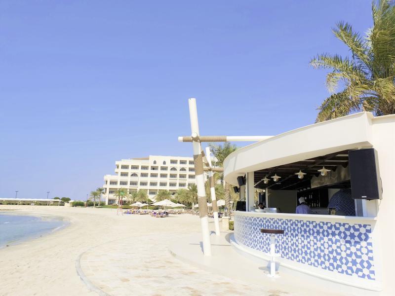 Sofitel Bahrain Zallaq Thalassa Sea & Spa Strand