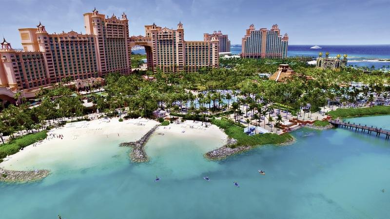 Atlantis Paradise Island - The Beach Außenaufnahme