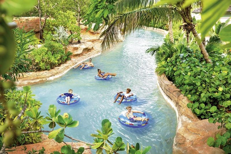 Atlantis Paradise Island - The Beach Pool