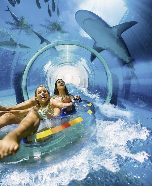 Atlantis Paradise Island - The Beach Sport und Freizeit