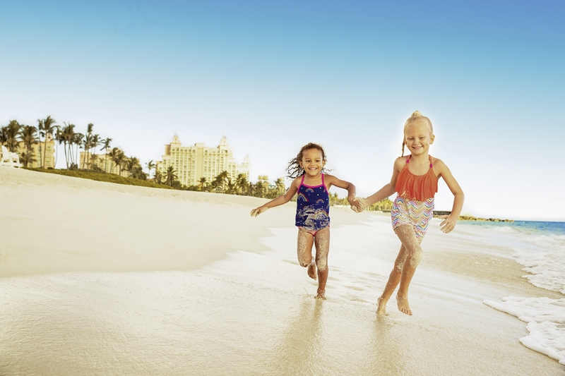 Atlantis Paradise Island - The Beach Personen