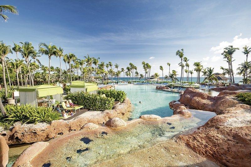 Atlantis Paradise Island - The Beach Landschaft