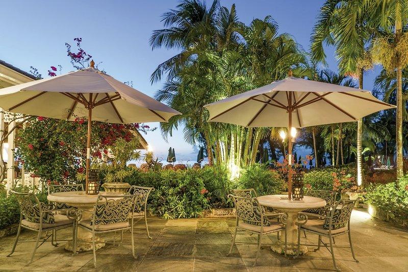 Club Coral Reef Terrasse