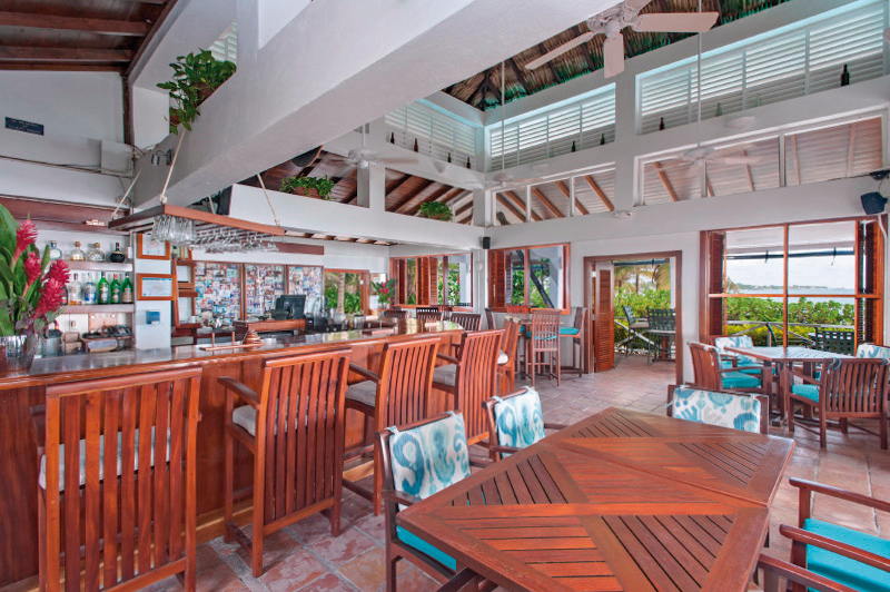 Victoria House Resort Lounge/Empfang