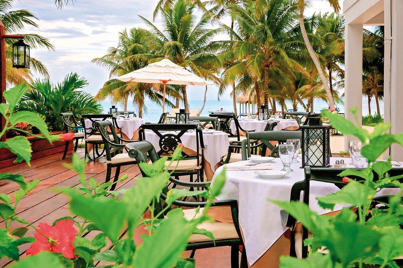 Victoria House Resort Terrasse