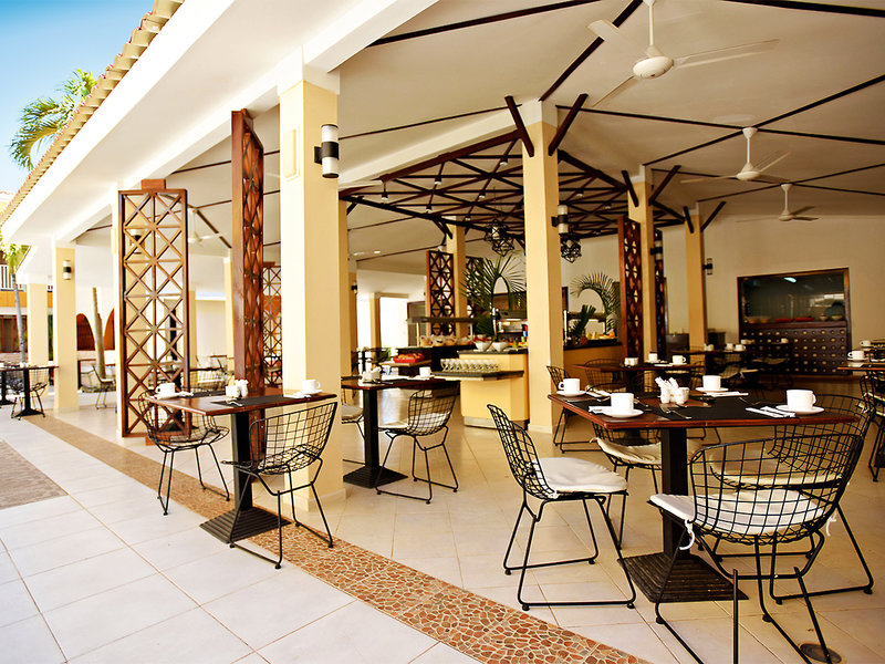 Starfish Las Palmas Lounge/Empfang
