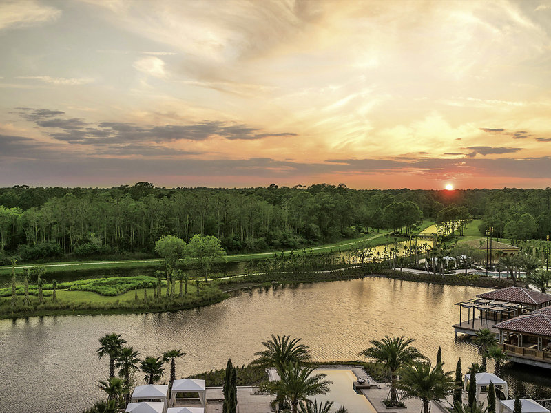 Four Seasons Resort Orlando at Walt Disney World Resort Landschaft