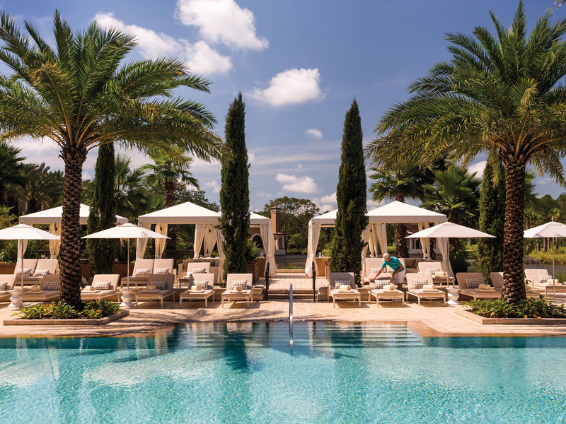 Four Seasons Resort Orlando at Walt Disney World Resort Pool