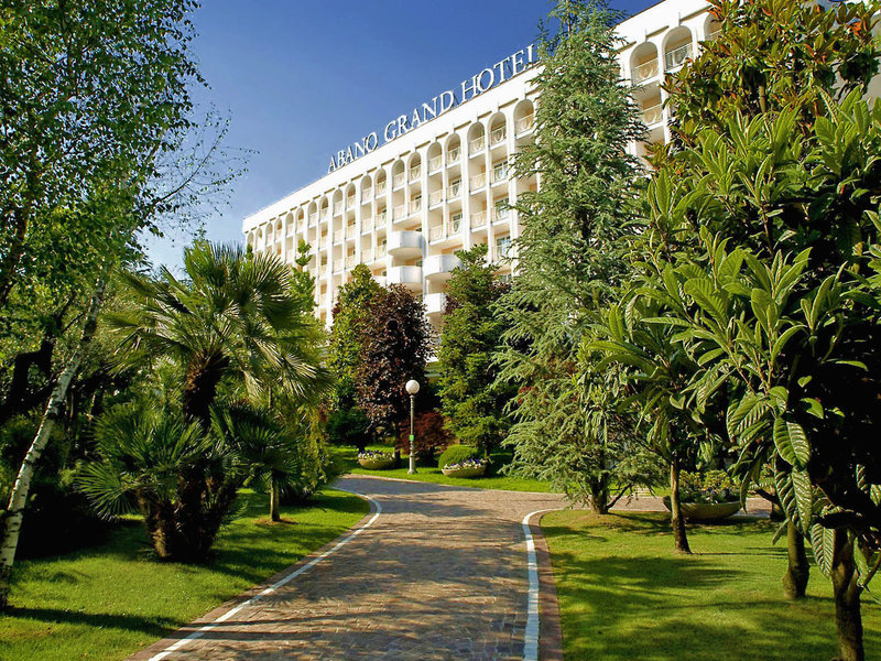 Grand Hotel Abano Terme Außenaufnahme