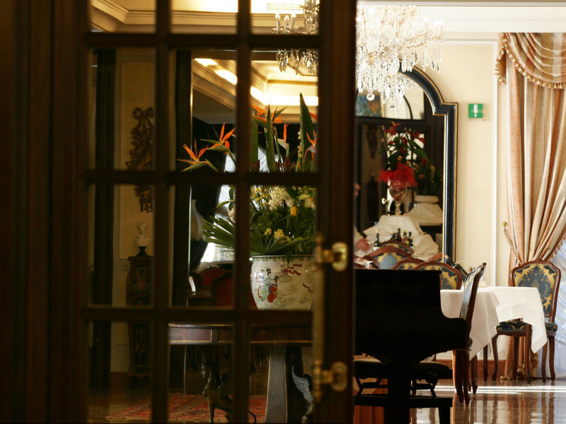 Grand Hotel Abano Terme Restaurant