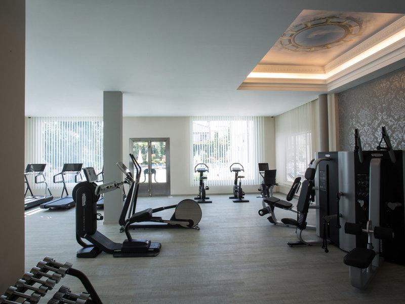 Grand Hotel Abano Terme Sport und Freizeit