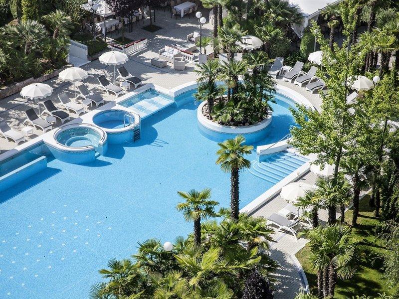 Grand Hotel Abano Terme Pool