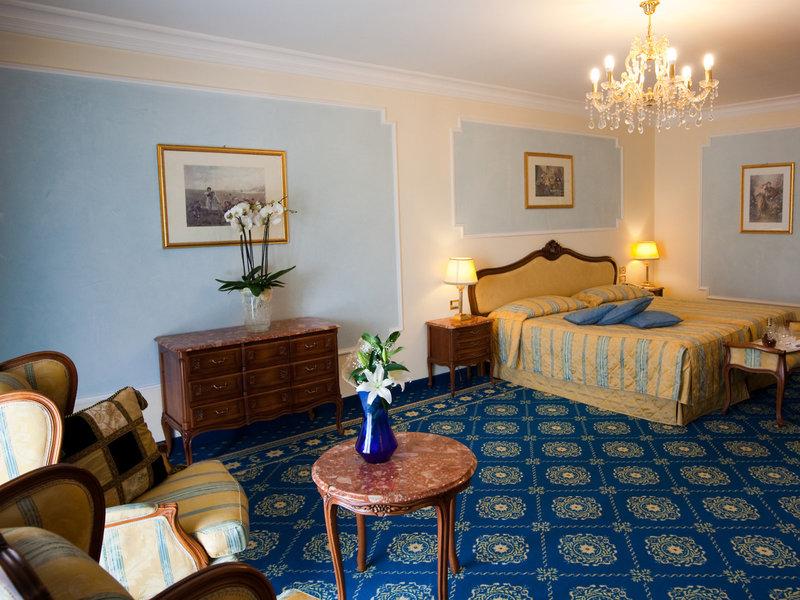 Grand Hotel Abano Terme Wohnbeispiel