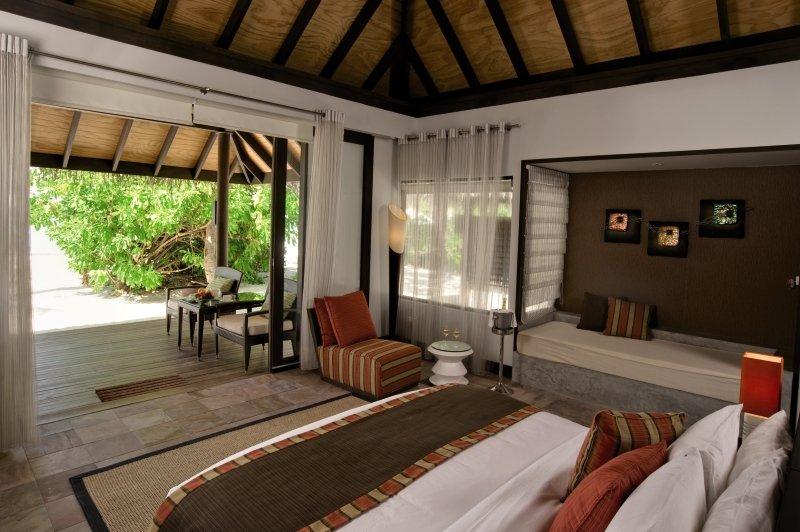 Velassaru Maldives Wohnbeispiel