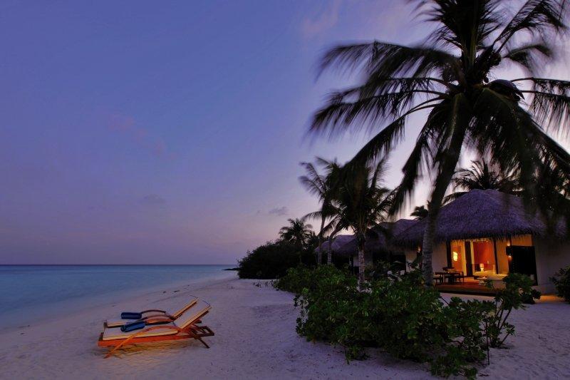 Velassaru Maldives Außenaufnahme