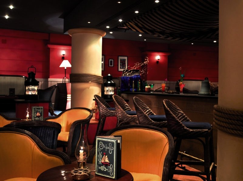 The Bayview Taba Heights Resort Bar